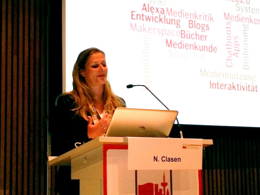 Vortrag Cornelia Vonhof zum 106. Bibliothekartag 2017, 01.06.2017 Frankfurt a. M.
