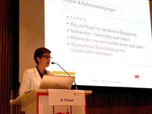 Vortrag Anja Flicker zum 106. Bibliothekartag 2017, 01.06.2017 Frankfurt a. M.