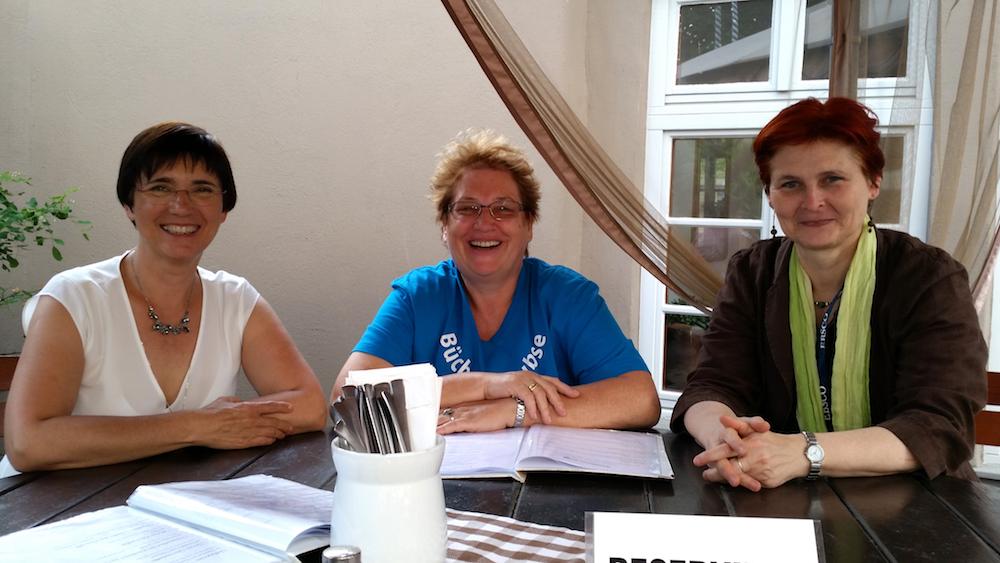 Kollegentreffen in Neu-Isenburg