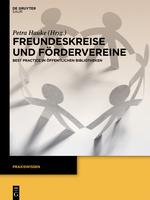 Buchcover Freundeskreise und Fördervereine