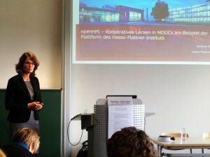 Vortrag Stefanie Schweiger