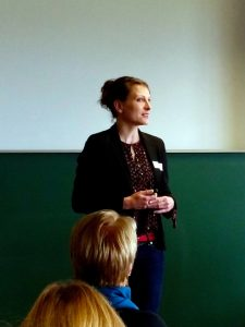 Vortrag Antonie Muschalek
