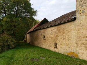 Stadtmauer Iphofen