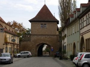 Mainbernheimer Tor, Iphofen