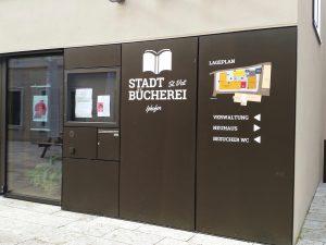 Stadtbücherei St. Veit, Iphofen