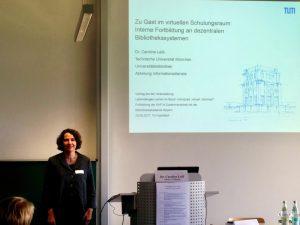 Vortrag Caroline Leiß