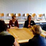 World-Café-Workshop mit Anna Lea Simpson