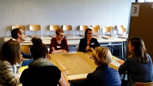 World-Café-Workshop mit Anna Lea Simpson