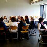 World-Café-Workshop mit Petra Strunk