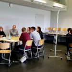 World-Café-Workshop mit Delia Bauer-Krupp