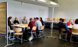 World-Café-Workshop mit Delia Bauer-Krupp