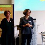 Blitzlichtrunde und Vorstellung der World-Café-Workshops