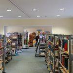 Innenansicht Stadtbibliothek Donauwörth