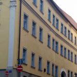 Stadtbibliothek Donauwörth von außen