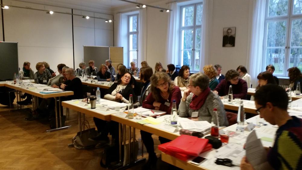 Teilnehmende Fortbildung / Seminar Change Management (Veränderungsmanagement)