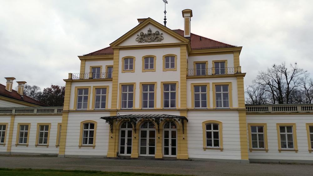 Schloss Fürstenried, München