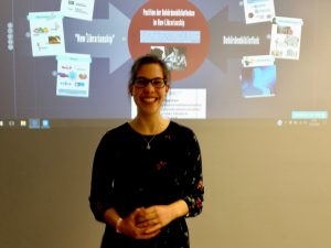 Verteidigung der Bachelorandin Franziska Neudeck, 13.03.2018