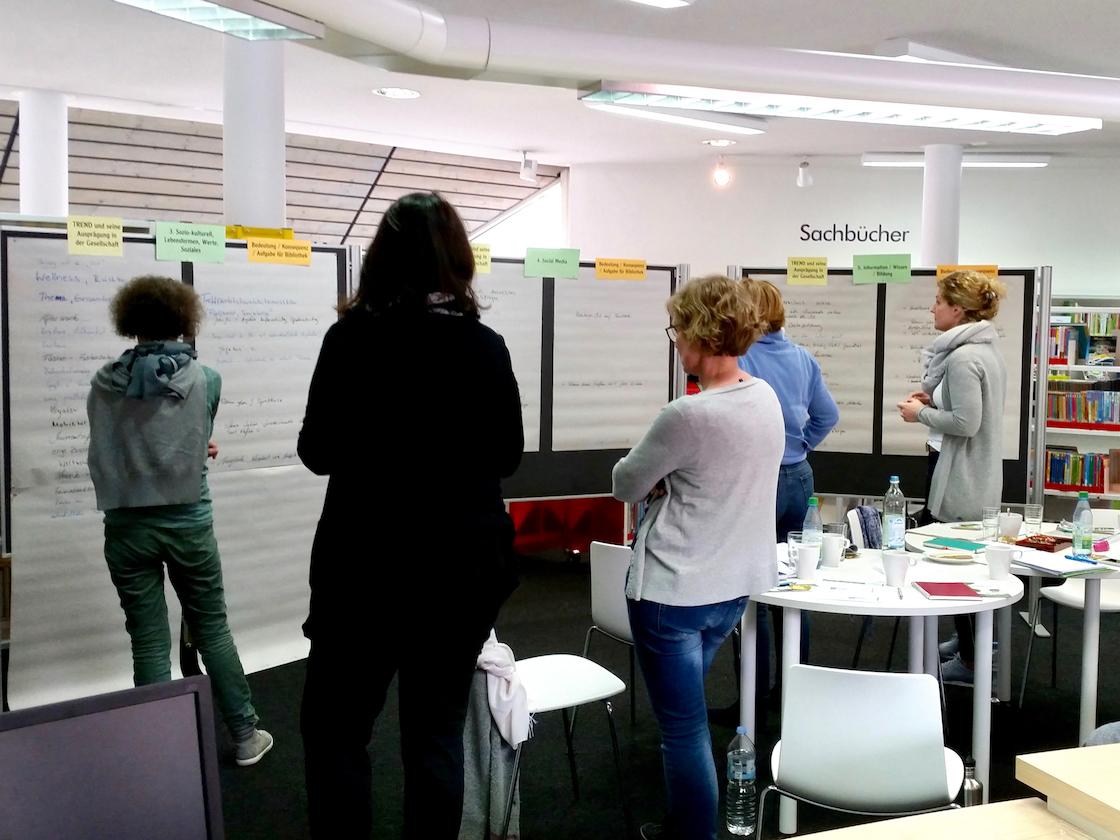 Workshop Zukunftswerkstatt Höchberg