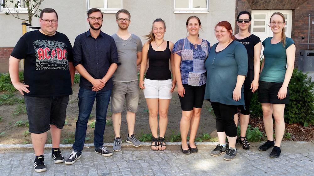 Kurs G8 Fachhochschule Potsdam