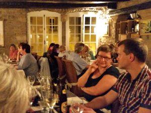 """Im Restauran Restaurant """"Um Dierfgen"""""""