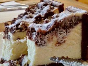 Glutenfreier Käsekuchen im Chocolate-House