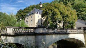 Clausen, Oberer Brücke und Mansfeld-Haus