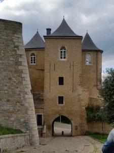Die drei Türme, Tor zum Pfaffenthal,Stadtführung Luxemburg
