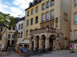 Rue Large 2, Stadtführung Luxemburg
