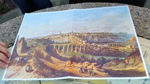 Historische Stadtansicht, Stadtführung Luxemburg