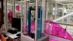 3-D-Drucker im LibraryLab