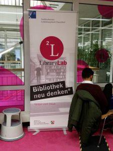 Stadtbibliothek Düsseldorf, Library Lab