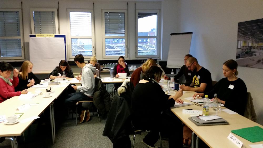 FaMI-Fortbildung Veranstaltungen organisieren und bewerben