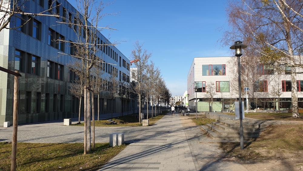 Campus Fachhochschule Potsdam