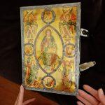 Einband der Faksimile-Ausgabe des Bamberger Psalters