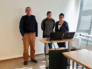 Kurs G9 Fachhochschule Potsdam