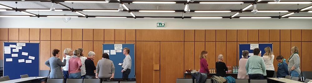 Open Space zur Lobbyarbeit Fulda
