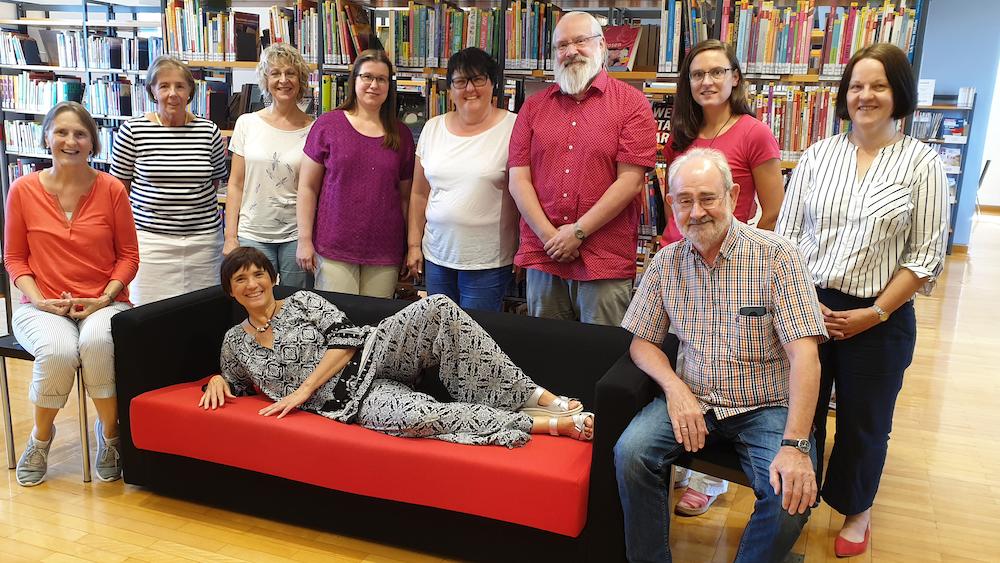 """Workshop """"Freundeskreis der Stadtbibliothek Friedberg / Jessen"""""""