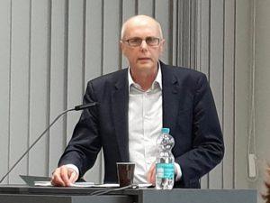 Referent Michael Knoche