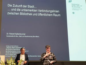 Vortrag Dr. Robert Kaltenbrunnter, Chancen2020