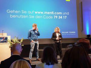 Vortrag Julian Zurek, Chancen2020