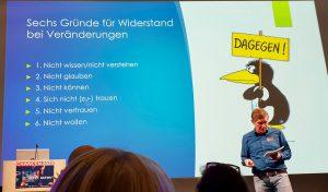 Vortrag Dr. Robert Kaltenbrunnter, Chancen2020 Bibliothekskonferenz Chancen2020 am 12./13.02.2020 in Hamburg.