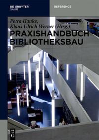 Cover Praxishandbuch Bibliotheksbau