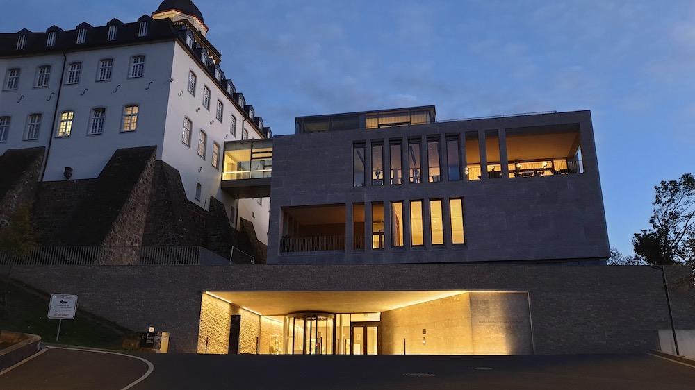 Katholisches Soziales Institut in der ehem. Benediktinerabtei Siegen